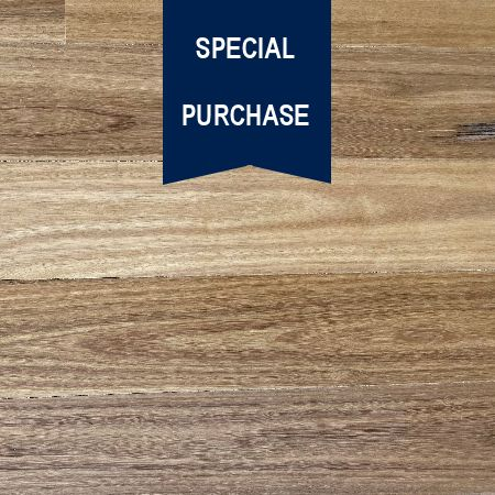Blackbutt - Solid timber, Standard & Better Grade (120mm)