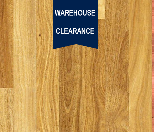 Tallowwood - Solid timber, Std & Better Grade (80mm)
